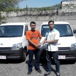 Foto Penyerahan Mobil 3 Sales Marketing Dealer Daihatsu Kudus Ibnu