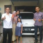 Foto Penyerahan Mobil 5 Sales Marketing Dealer Daihatsu Gresik Alfian