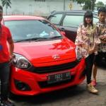 Foto Penyerahan Unit 11 Sales Marketing Mobil Dealer Daihatsu Sukabumi Baden