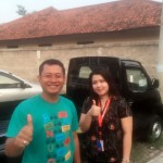 Foto Penyerahan Unit 5 Sales Marketing Mobil Dealer Daihasu Bella