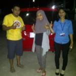Foto Penyerahan Unit 5 Sales Marketing Mobil Dealer Daihatsu Indramayu  Rosanti