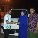 Foto Penyerahan Unit 5 Sales Marketing Mobil Dealer Daihatsu Pasuruan Rendy