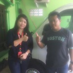 Foto Penyerahan Unit 6 Sales Marketing Mobil Dealer Daihasu Bella