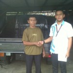 Foto Penyerahan Unit 6 Sales Marketing Mobil Dealer Daihatsu Pasuruan Soleh