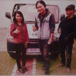 Foto Penyerahan Unit 7 Sales Marketing Mobil Dealer Daihatsu Indramayu  Rosanti