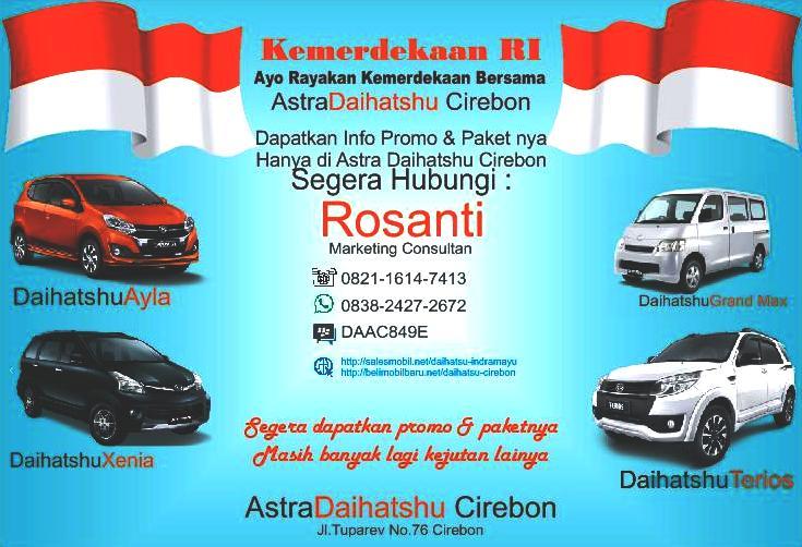 Promo Daihatsu By Rosanti