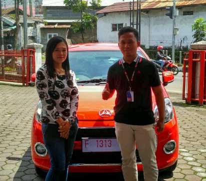 Sales Marketing Mobil Dealer Daihatsu Sukabumi Baden