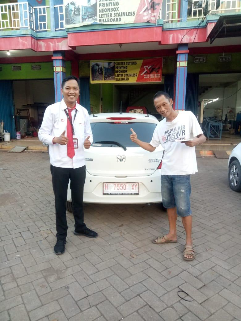 Sales Marketing Mobil Dealer Honda Tama