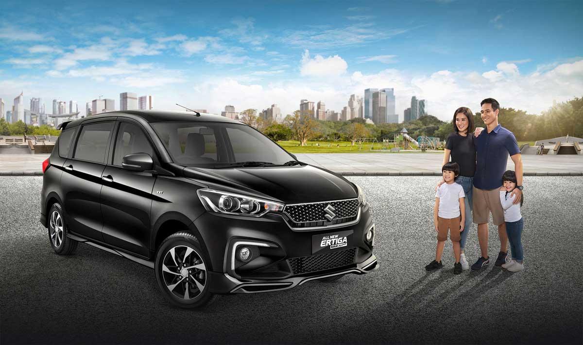 1. Suzuki Ertiga Sport