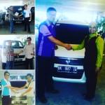 Foto Penyerahan Unit 11 Sales Marketing Mobil Dealer Suzuki Medan Alfredo