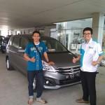 Foto Penyerahan Unit 11 Sales Marketing Mobil Dealer Suzuki Medan Edo