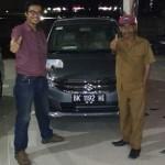 Foto Penyerahan Unit 14 Sales Marketing Mobil Dealer Suzuki Medan Edo