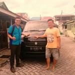 Foto Penyerahan Unit 4 Sales Marketing Mobil Dealer Suzuki Medan Edo