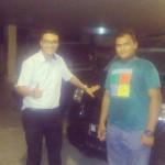 Foto Penyerahan Unit 5 Sales Marketing Mobil Dealer Suzuki Medan Alfredo