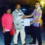 Foto Penyerahan Unit 7 Sales Marketing Mobil Dealer Suzuki Medan Alfredo