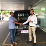 Foto Penyerahan Unit 9 Sales Marketing Mobil Dealer Suzuki Pekanbaru Rio