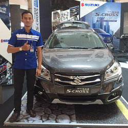 Sales Marketing Mobil Dealer Suzuki Pekanbaru Rio Alex