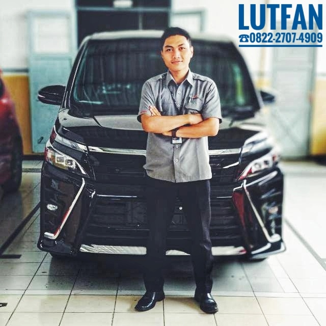 Sales Marketing Mobil Dealer Toyota Lutfan