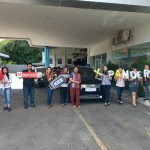 Foto Penyerahan Unit 2 Sales Marketing Mobil Dealer Mitsubishi Cilacap Ova