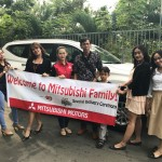 Foto Penyerahan Unit 2 Sales Marketing Mobil Dealer Mitsubishi Safitri