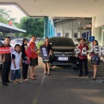 Foto Penyerahan Unit 4 Sales Marketing Mobil Dealer Mitsubishi Cilacap Ova