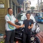Foto Penyerahan Unit 5 Sales Marketing Mobil Dealer Daihatsu Ciledug Hendri