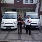 Foto Penyerahan Unit 8 Sales Marketing Mobil Dealer Daihatsu Ciledug Hendri