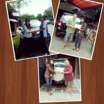 Foto Penyerahan Unit 1 Sales Marketing Mobil Dealer Daihatsu Cikarang Neng Ida Rosidah