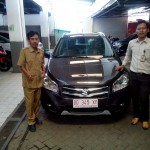 Foto Penyerahan Unit 6 Sales Marketing Mobil Dealer Suzuki Makassar Ismul