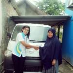 Foto Penyerahan Unit 9 Sales Daihatsu Cikarang Atau Marketing Daihatsu Cikarang Ida Rosidah