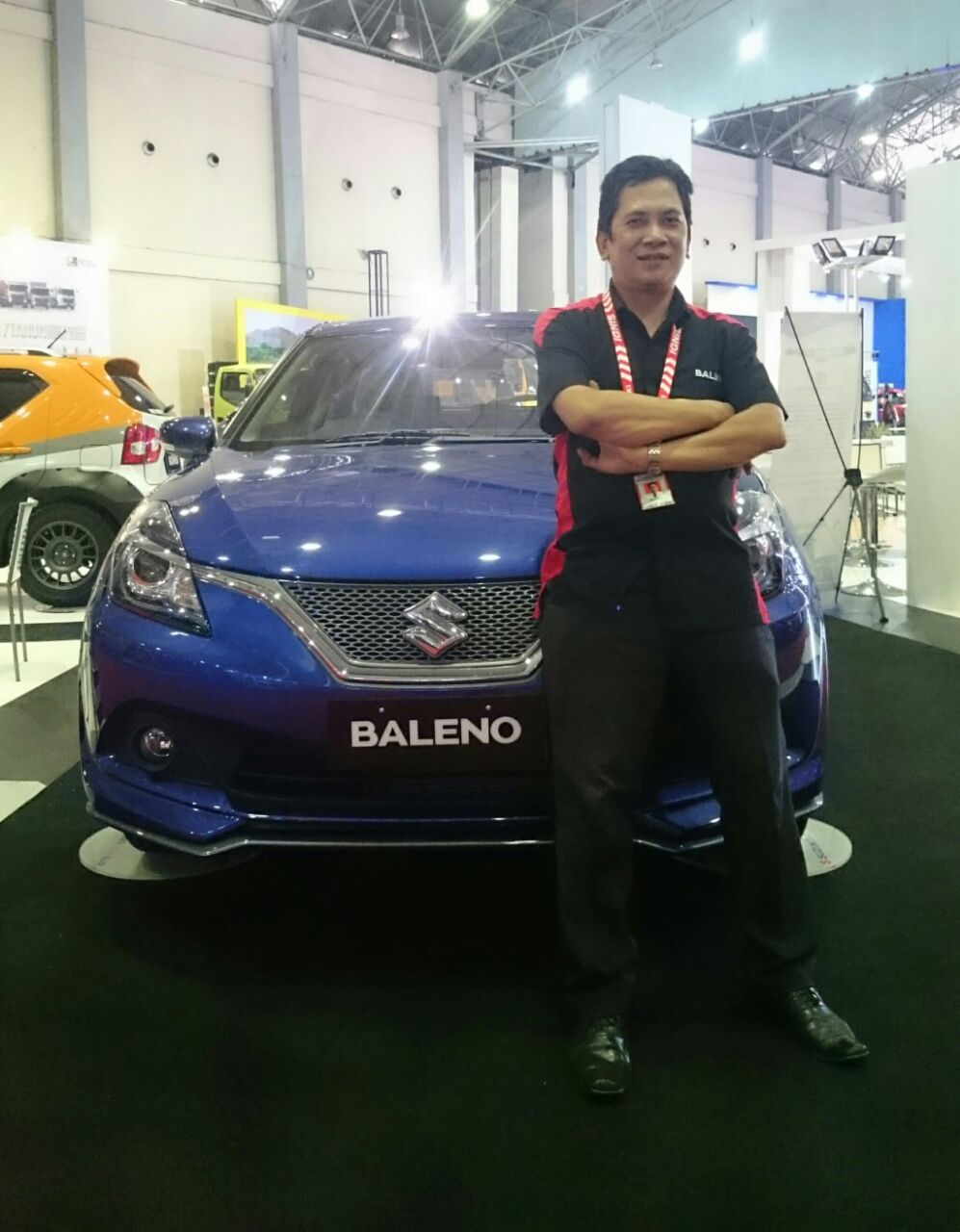 Sales Marketing Mobil Dealer Suzuki Makassar MAHBUB
