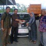 DO 3 Sales Marketing Mobil Dealer Mitsubishi Riki