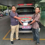 Foto Penyerahan Unit 6 Sales Marketing Mobil Dealer Suzuki Fazri Aulia