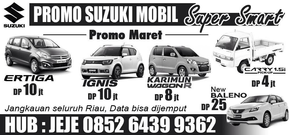 Promo Mobil Suzuki By Fazri Aulia