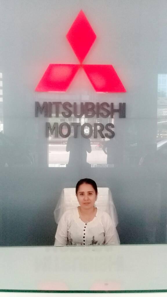 Mitsubishi Rantau Prapat