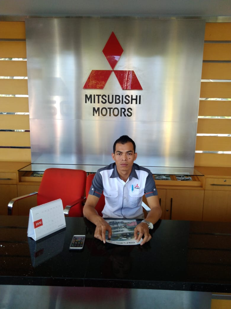 Sales Marketing Mobil Dealer Mitsubishi Indra