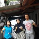 Foto Penyerahan Unit 8 Sales Marketing Mobil Dealer Daihatsu Indramayu  Rosanti