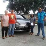 Foto Penyerahan Unit 13 Sales Marketing Mobil Dealer Suzuki Medan Edo