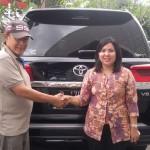DO Sales Marketing Mobil Dealer Toyota Shinta