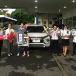 Foto Penyerahan Unit 6 Sales Marketing Mobil Dealer Mitsubishi Cilacap Ova