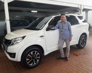 Sales Marketing Mobil Dealer Daihatsu Pondok Gede Agus Basri