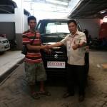 Foto Penyerahan Unit 3 Sales Marketing Mobil Suzuki Makassar MAHBUB