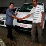Foto Penyerahan Unit 6 Sales Marketing Mobil Suzuki Makassar MAHBUB