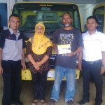 DO 4 Sales Marketing Mobil Dealer Mitsubishi Riki