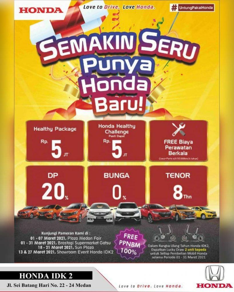 Dealer Honda Medan