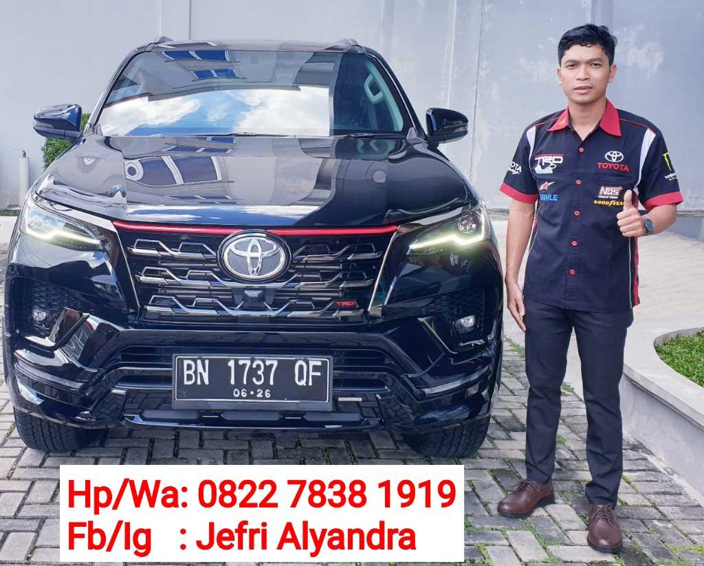 Toyota Pangkal Pinang